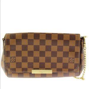 Louis Vuitton favorite PM damier